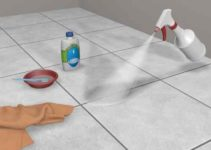 6 tips to clean a ceramic floor quickly