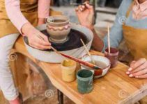 How To Paint A Ceramic Pot