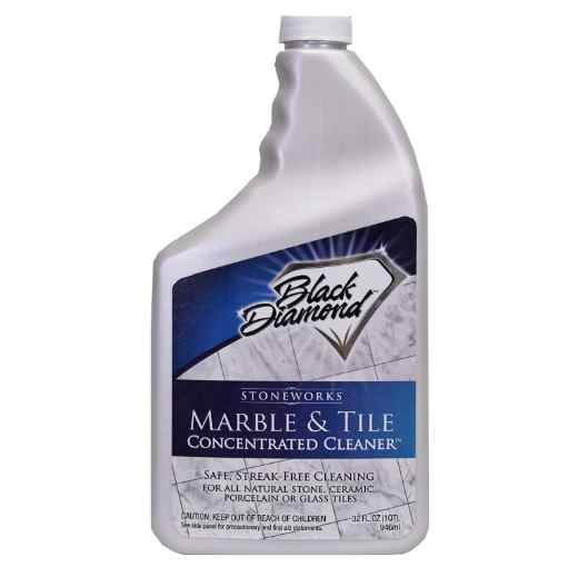 Black Diamond Stoneworks Marble and ceramic tiles floor cleaner