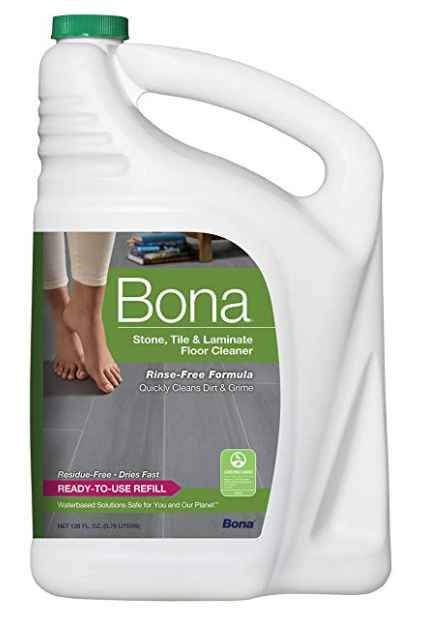 Bona stone, tile and laminate floor cleaner
