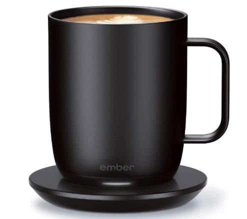 Ember tempuratur control smart ceramic mug