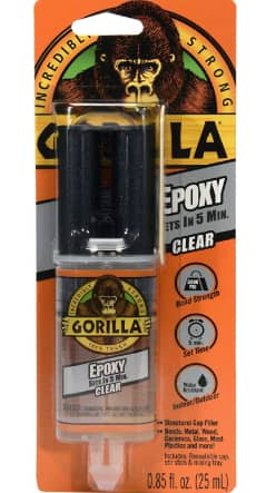 Gorilla 2 Part Epoxy Glue