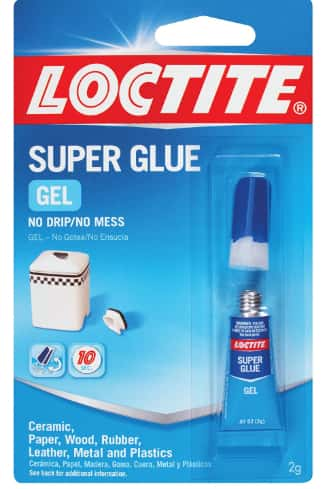 Loctite Super Glue Gel Tube