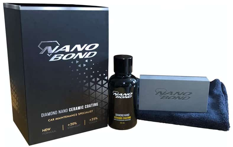 Nano Bond Ceramic Coating PRO, nano ceramic coating