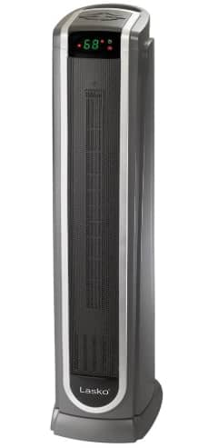 Lasko Tower Space Heater With Digital Remote Control