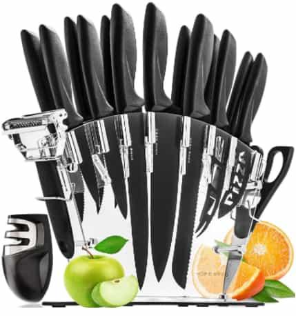 Best ceramic knives set