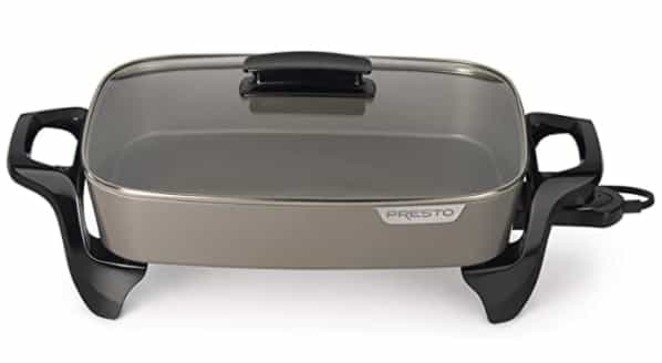 Presto electric ceramic skillet