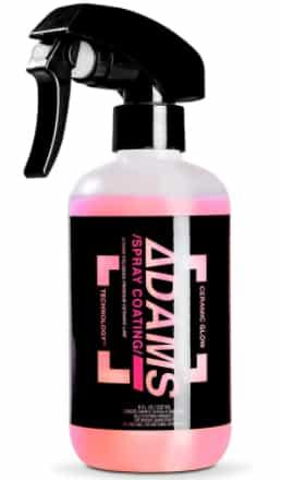 Adams ceramic spray coating