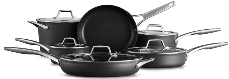 Calphalon ceramic cookware review