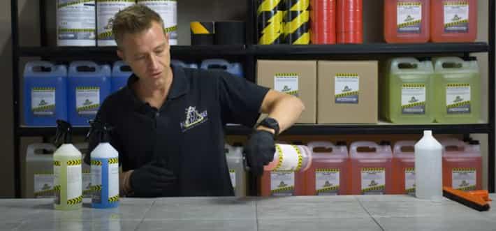 How to make ceramic tiles non-slippery