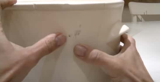 how to glue broken ceramic