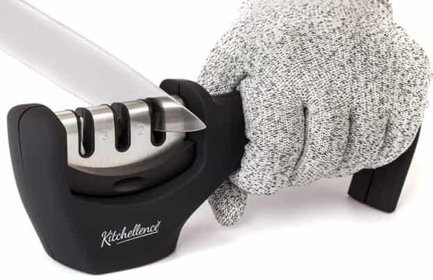 Best cut-resistance glove 4-in-1 Kitchen Knife Accessories