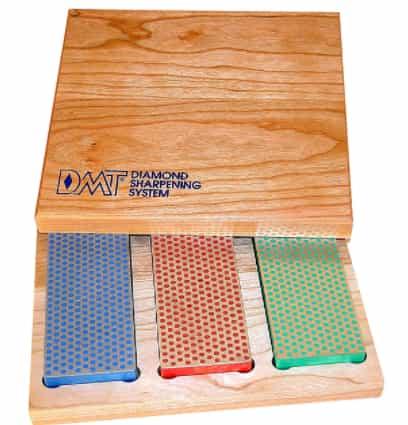 Best hardwood box 3-6-in. Diamond Whetstone Models Sharpener