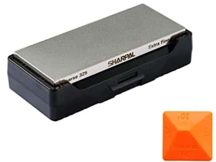 Best non-slip base SHARPAL 156N Diamond Whetstone Knife Sharpener