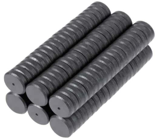 soft ceramic magnet