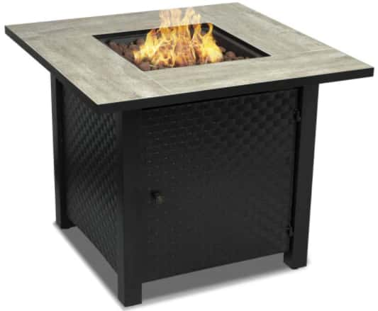 Best balcony and garden Propane Fire Pit Table