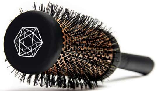 Best easy-grip SRI Round Bristle Brush