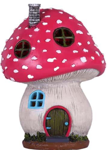 Best ceramic garden mushroom's for outdoor space